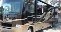Southern RV Hire - RV Parked 3