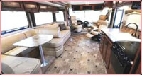 Southern RV Hire -  RV Interior 6