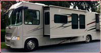 Southern RV Hire - RV Parked 4