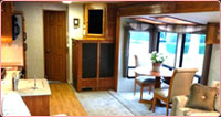 Southern RV Hire -  RV Interior 7